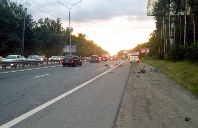 В Подмосковье в ДТП погиб велогонщик Алексей Пичугин фото