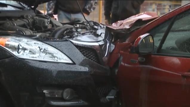 QIP Shot Screen 002 В Москве сбежавший с места ДТП водитель устроил еще одну аварию