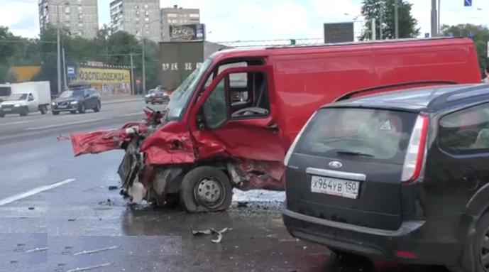 QIP Shot Screen 084 В ДТП на Ярославском шоссе погиб один человек