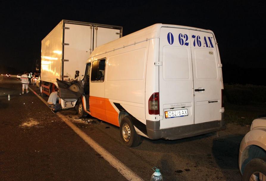 QIP Shot Screen 090 Два человека пострадали в ДТП на 39 км МКАД