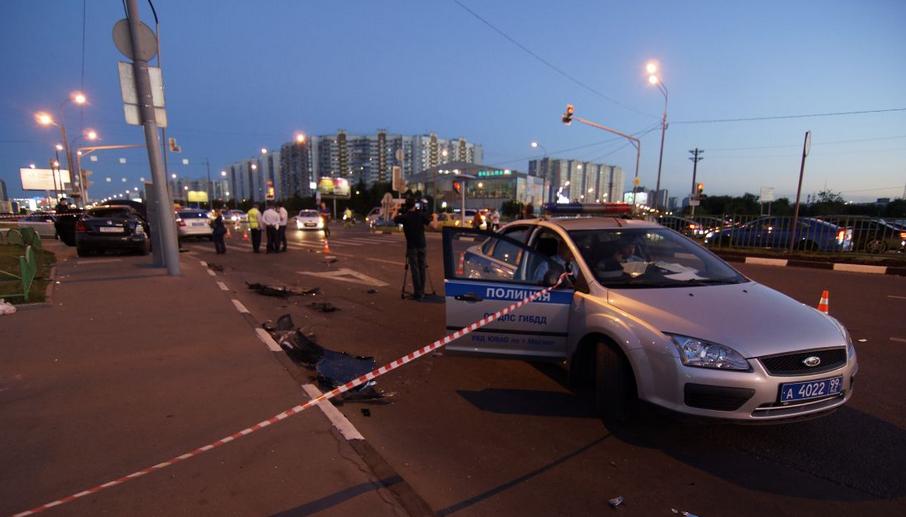 QIP Shot Screen 134 Пять человек пострадали в ДТП на Люблинской улице в  Москве