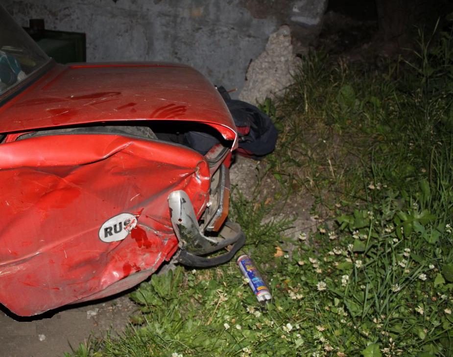 QIP Shot Screen 356 Пьяный водитель разбил четыре автомобиля на Липецкой улице