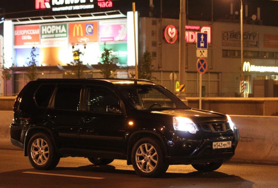 QIP Shot Screen 409 Пешеход погиб перебегая Варшавское шоссе в неположенном месте