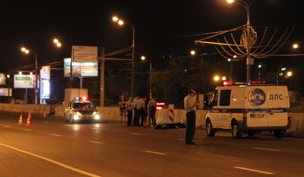 QIP Shot Screen 412 Пешеход погиб перебегая Варшавское шоссе в неположенном месте