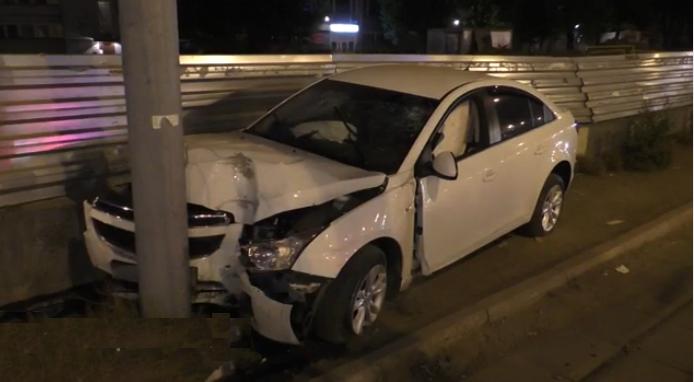В ДТП на шоссе Энтузиастов в Москве пострадали три человека фото