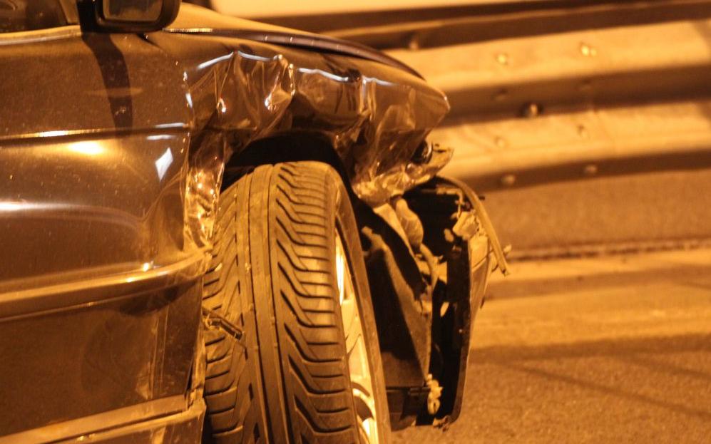 QIP Shot Screen 528 Пассажирка иномарки травмировалась в аварии в Коломенском проезде