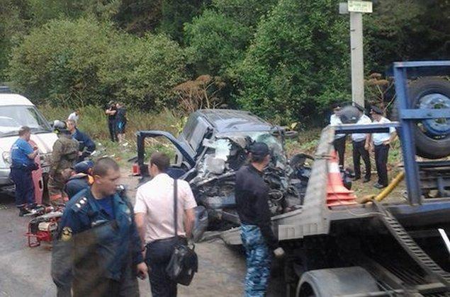 1408130472 2 В ДТП на Волоколамском шоссе в Москве погибли 4 человека