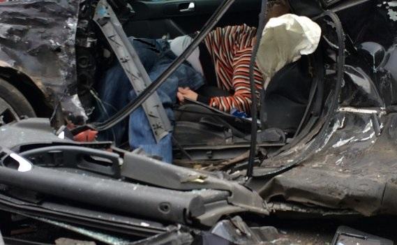 В Московской области в ДТП скончался виновник аварии фото