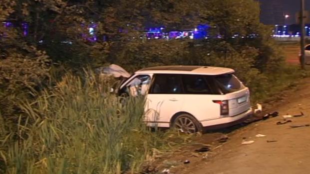 QIP Shot Screen 041 Две женщины травмировались в ДТП на северо западе Москвы
