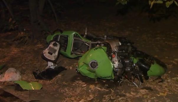 QIP Shot Screen 042 В столице произошло смертельное ДТП с участием мотоцикла