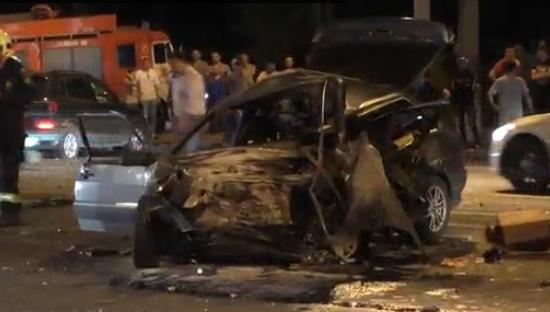 QIP Shot Screen 0602 На Щелковском шоссе в Москве произошло ДТП со смертельным исходом