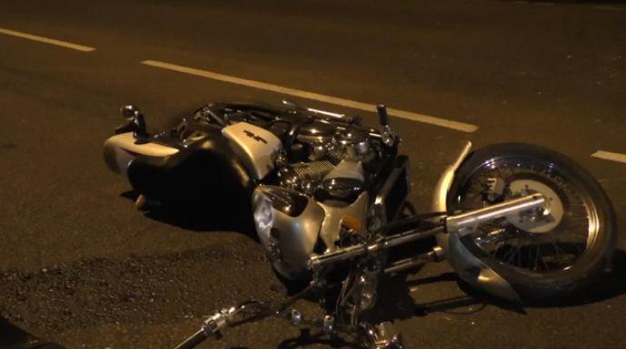 QIP Shot Screen 193 В аварии на востоке столицы скончался мотоциклист