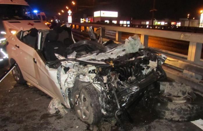 Пассажир автомобиля скончался в аварии на Ярославском шоссе фото