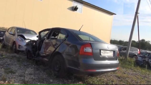 QIP Shot Screen 579 В ДТП на Киевском шоссе в Наро Фоминском районе умер человек