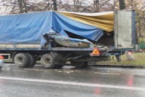 dtp aviamotor2 Автобус попал в ДТП на Авиамоторной в Москве