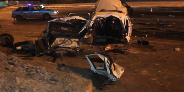 ДТП в Москве сегодня на Обручева, разбито три машины фото